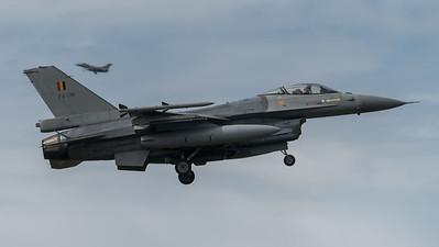 BAF 31 Squadron / Lockheed F-16A-20 MLU Fighting Falcon / FA-136