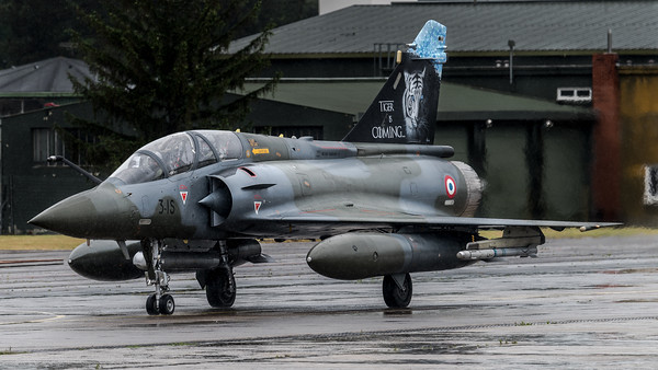 AF ECE 1-30 / Dassault Mirage 2000D / 3-IS / Tigermeet 2019 Livery