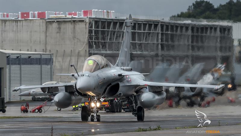 FAF EC 1-4 / Dassault Rafale B / 4-HT