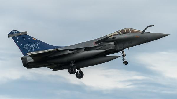 FAF EC 3-30 / Dassault Rafale C / 30-GU / 10 Years Anniversary Livery