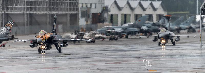 FAF EC 3-30 / Dassault Rafale C & Dassault Rafale B / 30-GN & 30-IB / Dark Tiger Livery