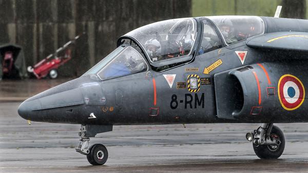 FAF ET 3/8 / Dassault Breguet Alpha Jet / 8-RM