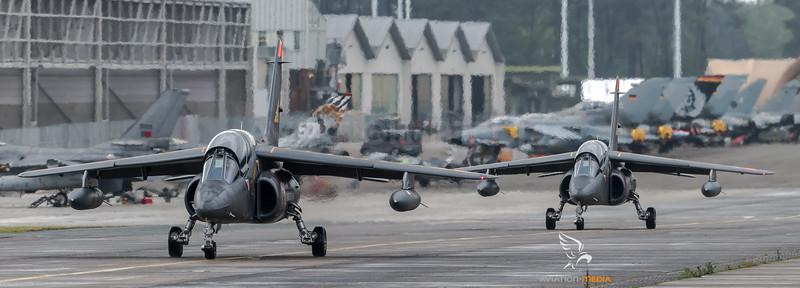 FAF ET 3/8 / Dassault Breguet Alpha Jet / 8-TJ & 8-RQ