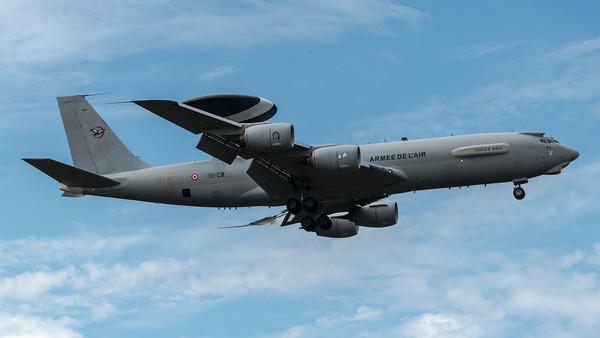 FAF 36 EDCA / Boeing E-3F AWACS / 36-CB