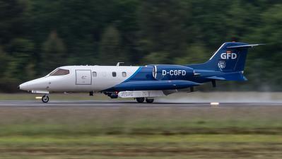 GFD GmbH / Bombardier Learjet 35 / D-CGFD