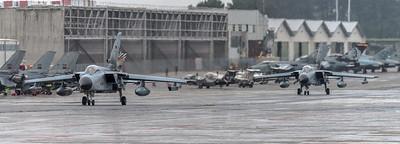 GAF JaBoG 51 / PANAVIA Tornado / 46+38 & 46+55