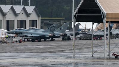 GAF JG74 / Eurofighter / 30+66 & 31+19