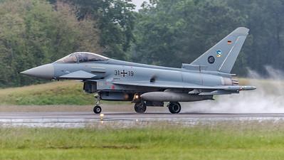GAF JG74 / Eurofighter / 31+19