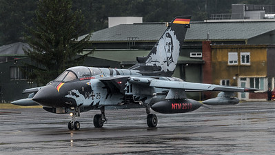 GAF JaBoG 51 / PANAVIA Tornado / 43+25 / Tigermeet 2019 Livery