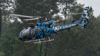 FAF EHRA 3 / Aerospatiale SA 342 M Gazelle / GAB