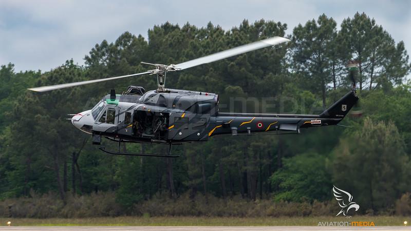 ItAF 21st Gruppo / Agusta-Bell HH-212 / MM81154 / Tigermeet 2019 Livery