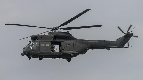 RAF 230 SQN / Westland SA-330E Puma / ZJ856 Y