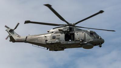 RN 814 NAS / Agusta Westland Merlin HM.1 / ZH847 CU