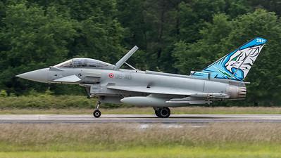ItAF 36 Stormo / Eurofighter Typhoon F-2000A / MM7322 36-40 / Tigermeet Livery