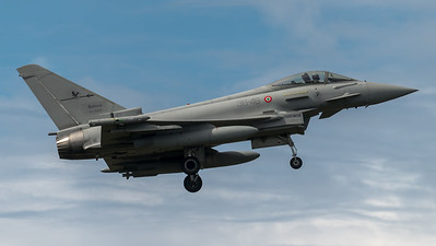 ItAF 36 Stormo / Eurofighter Typhoon F-2000A / MM7315 36-46