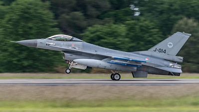 RNLAF 313 SQN / Lockheed F-16AM Fighting Falcon / J-014