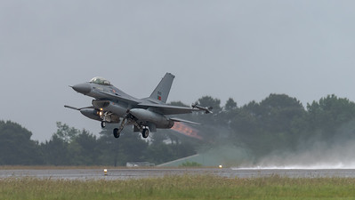 Portuguese Air Force Esq 301 / Lockheed F-16AM Fighting Falcon / 15110