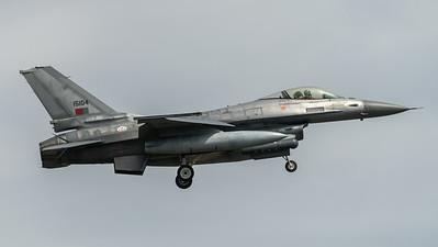 Portuguese Air Force Esq 301 / Lockheed F-16AM Fighting Falcon / 15104