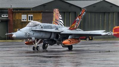 Spanish Air Force ALA 15 / McDonnell Douglas EF-18A Hornet / C.15-14 15-01 / Tigermeet Livery