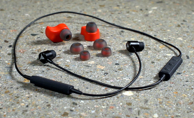 Loveland-based Decibullz on Thursday, Oct. 29, 2015, launched a Kickstarter campaign to raise $50,000 for the manufacture of its new custom-moldable wireless earbuds. (Photo special to the Loveland Reporter-Herald)