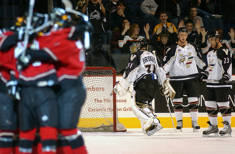 Colorado Eagles at Rocky Mountian Rage