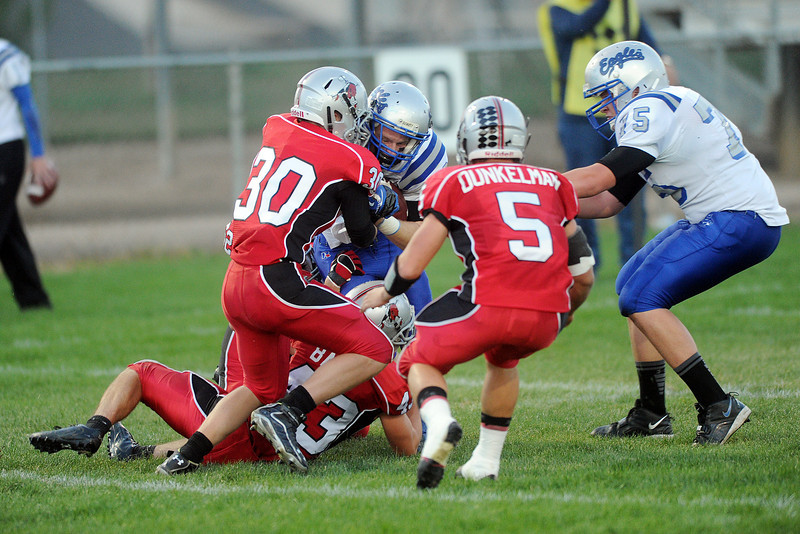Loveland HIgh School against Broomfield on Thursday, Sept. 13, 2012 at Patterson Stadium.