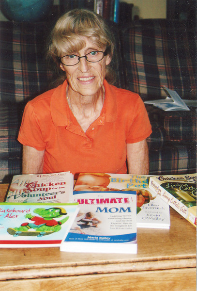 "Longtime elementary school teacher Ellen Javernick of Loveland has written a number of books and articles. Her most recent published work is a story in ""Chicken Soup for the Soul — Living Catholic Faith."""
