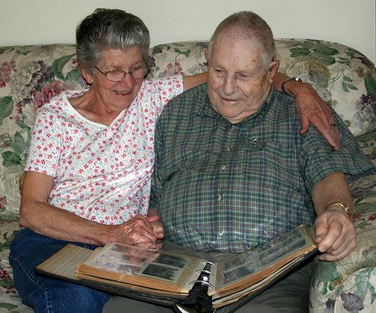 Cecil and LoisMilligan 2010