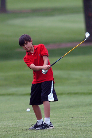 Junior Optimist golf tournament on Monday, June 6, 2011 at The Olde Course at Loveland.