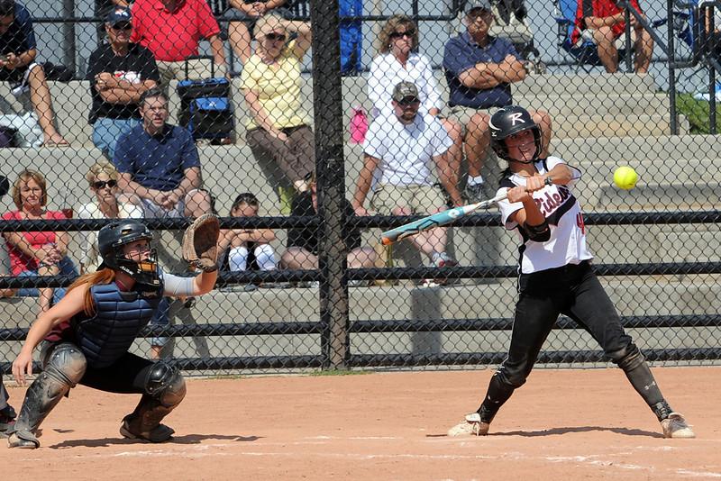 Roosevelt High School against Berthoud on Saturday, Sept. 22, 2012 at Nelson Farm Park in Johnstown.