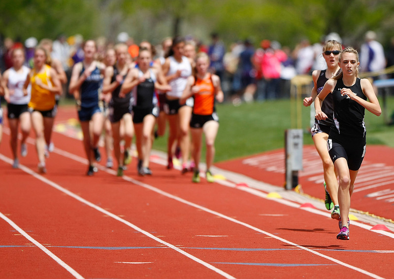 Thompson Valley 4A 1600 Saturday at Jefferson County Stadium in Denver. (Photo by Gabriel Christus)