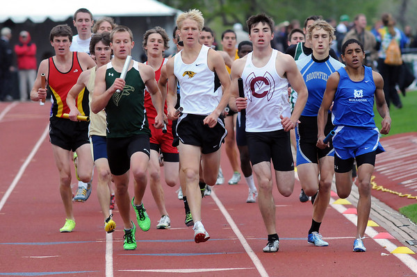 State Track and Field on Thursday, May 19, 2011 at Jeffco Stadium in Lakewood, Colo.