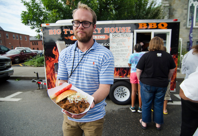 Reporter Didnt Cover Leominster Food Truck Festival He Consumed It