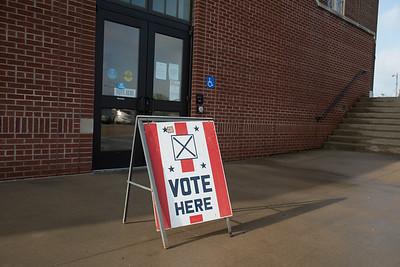 04-07-2015 voting, downtown building repair