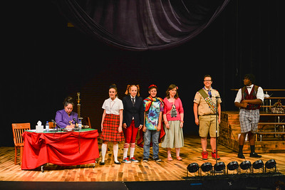 10-07-2015 25th annual putnum county spelling bee
