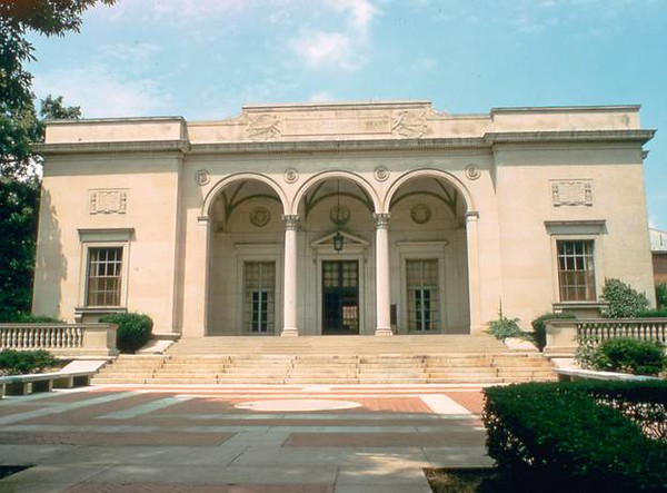 View of the Clements Library