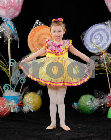 2014 Sandra Olgard's School of Dance Picture Day