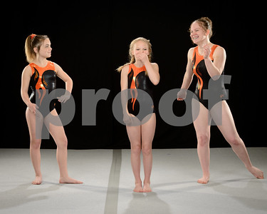 2016 North Idaho Gymnastics Picture Day
