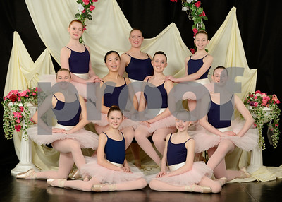 2017 Company Ballet School Picture Day