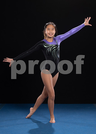 2019-20 Mountain View Gymnastics Picture Day