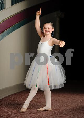 2015 Spokane Ballet Studio Picture Day