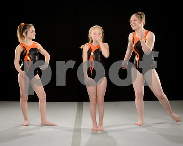 2016 North Idaho Gymnastics Picture Day