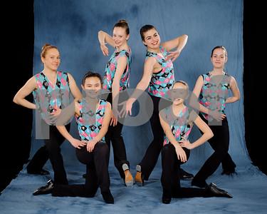 2016 Sandra Olgard School of Dance Picture Day