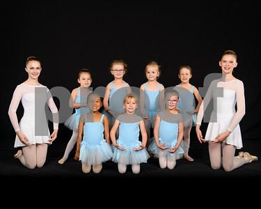 2019 Spokane Ballet Studio Picture Day