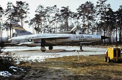 Republic F-105 Thunderchief #2