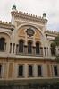 Exterior de la Sinagoga española