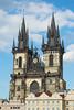 Iglesia de Nuestra Señora de Týn