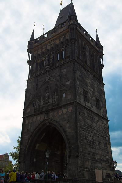 Torre del puente (Staromestská mostecka vež)