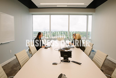 A conference room at Quotient in the new Kenwood Collection building on Friday September 30 2016 in Cincinnati, OH. (Josh Anderson for Cincinnati Business Courier)