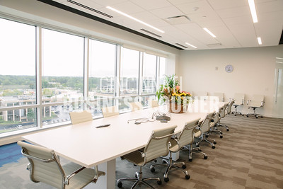 A board room at Quotient in the new Kenwood Collection building on Friday September 30 2016 in Cincinnati, OH. (Josh Anderson for Cincinnati Business Courier)